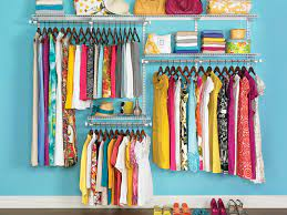 This is just one of many summer inspired closet ideas.