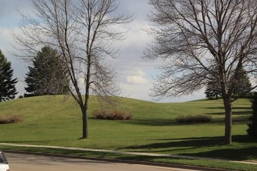 The Prairie Green Golf Course is one of the many golf courses in Sioux Falls, South Dakota.