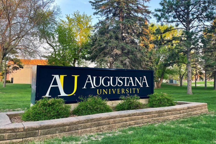 Augustana University, home of Parker Hanson and the Augustana Vikings baseball team.