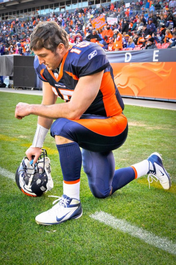 Tim Tebow will be reunited with his former collegiate coach Urban Meyer.