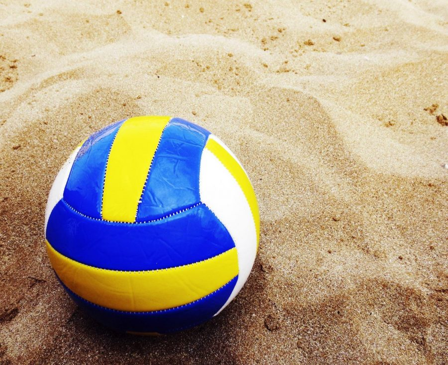Sand volleyball is a growing sport in Sioux Falls, SD and is a fun way to stay active this summer.