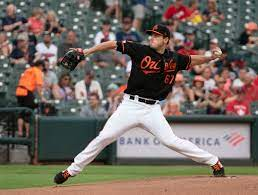 Baltimore Orioles star pitcher, John Means, throws a no hitter against Seattle Mariners.