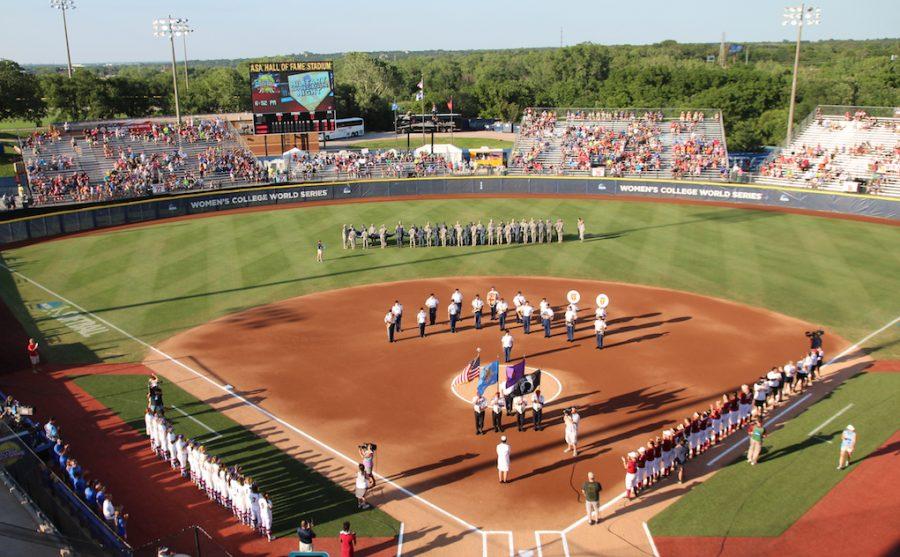 NCAA extends the Women's College World Series