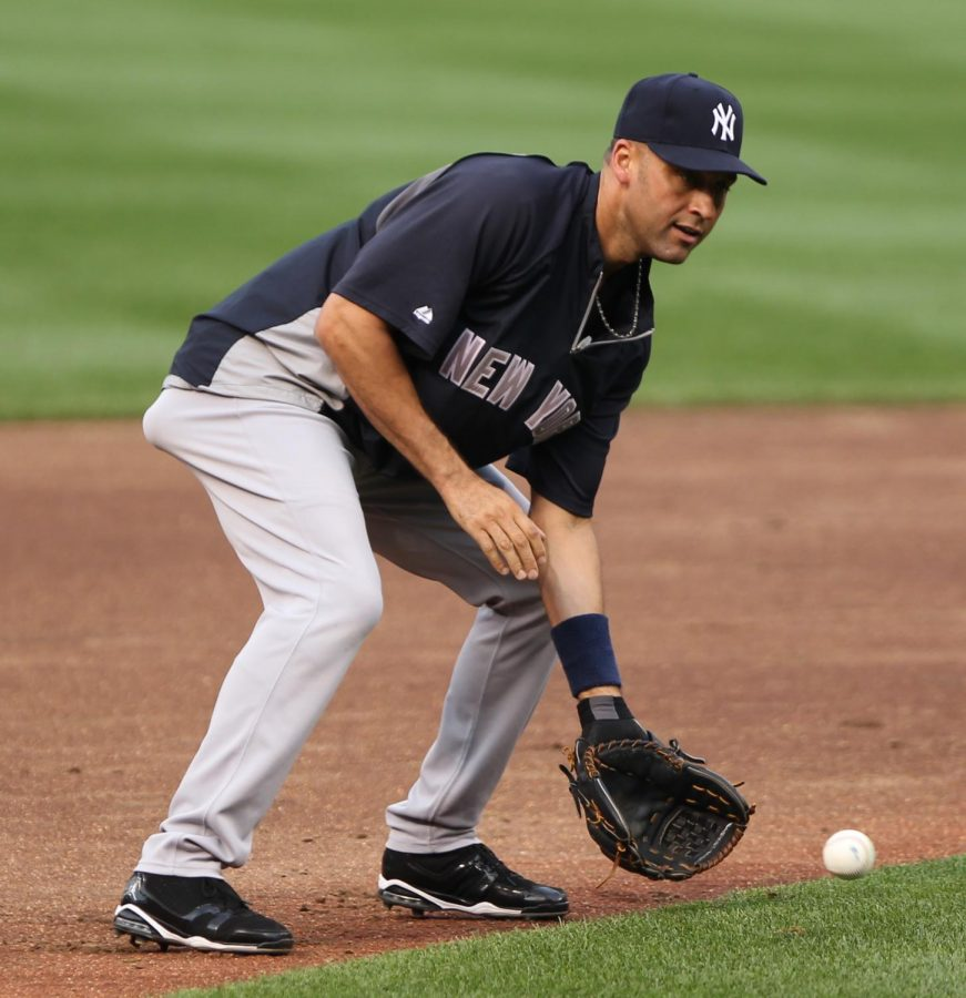 Jeter makes his mark in Cooperstown