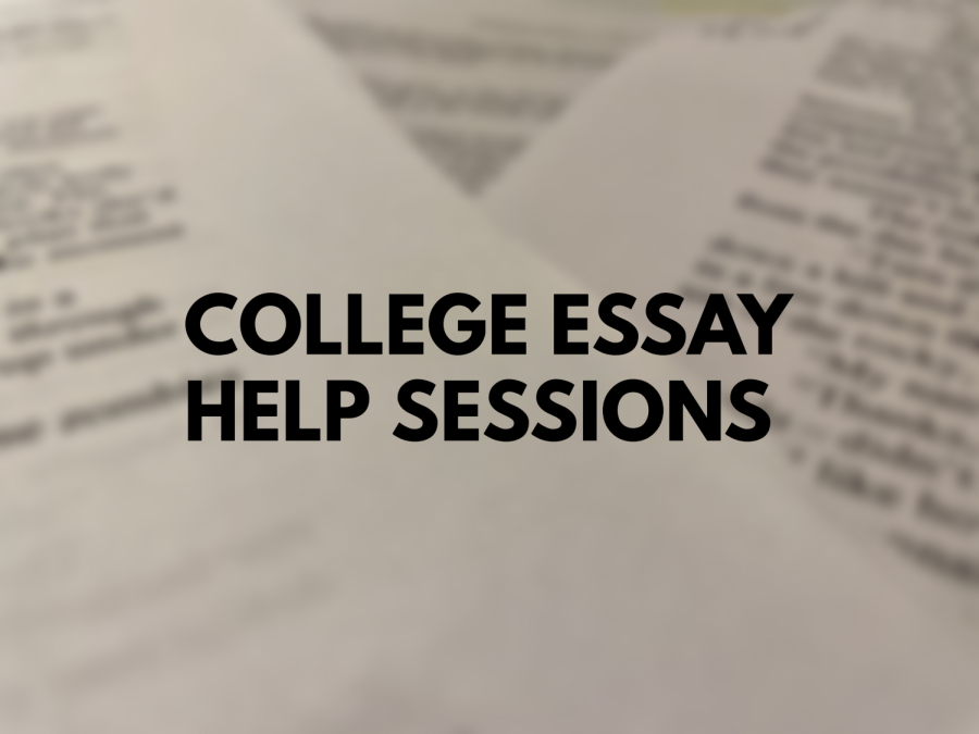 Post-secondary applications can be stressful, but the LHS English department offers many resources to help.