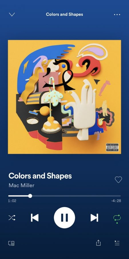 Millers album Colors and shapes comes to streaming services and vinyl next month.