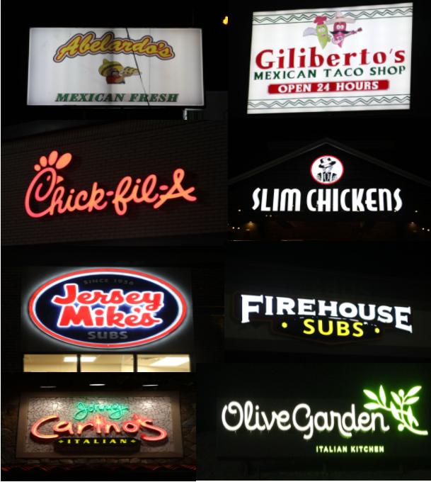 LHS Statesman fast food favorites